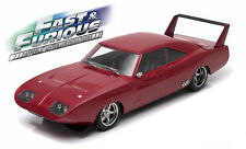 FAST & FURIOUS DOM'S CUSTOM DODGE CHARGER DAYTONA - 1:18 Scale GREENLIGHT