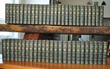 Harvard Classics 51 Volume Set ~ 1st Printing, 1st Edition