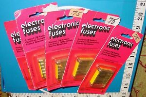 25 Amp Fast Acting Plug Fuse Screw In House Fuses Brand New Qty 8 Fuses M06-66