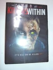 Killers Within DVD indie horror thriller movie Sue Walsh Jeff Doyle 2019 NEW!