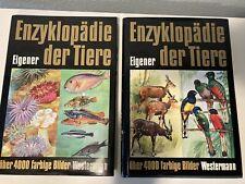 Enzyklopädie der Tiere Westermann 4000 Farbbilder
