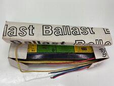 HI TECH 277V Ballast for 2-40W 430MA RS or 2-F40-4FT 34W Lamps 120v 60 hz