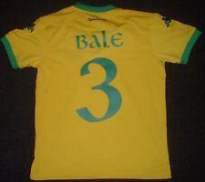 Wales Kappa Football Soccer Shirt Jersey Gareth BALE Uniform Real Madrid XXL Top
