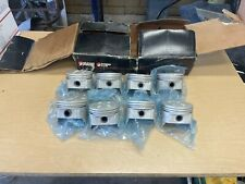Ford Mercury 289 302 50 Sealed Power Flat Top Pistons 8 1964 1985