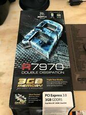 XFX AMD Radeon HD 7970 (FX-797G-TDFC) 3GB / 3GB (max) GDDR5 SDRAM PCI Express...