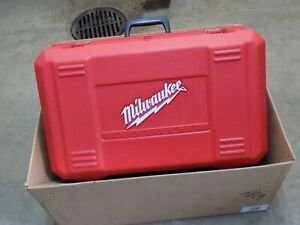 Milwaukee 8 inch Metal Cutting Saw.and Case