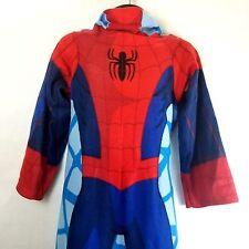 Spider Man Snuggie Blanket with Sleeves Fleece Marvel Super Hero Avenger 54 x 42