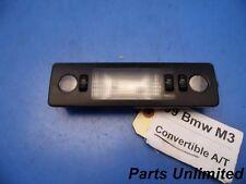 92-99 BMW 3 Series M3 E36 OEM interior dome map light black *Convertible