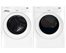 frigidaire electric front load washer u0026 dryer sets