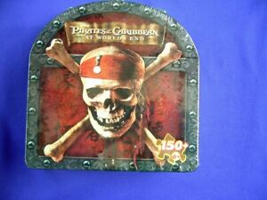 "PIRATES OF THE CARIBBEAN ""AT WORLD'S END JIGSAW PUZZLE MINT NEW IN BOX 2007"