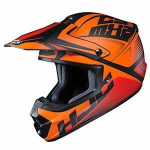 HJC Unisex-Adult Off-Road Helmet (MC-7SF, Large)