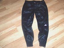 Adidas pantalones Long Tights tight Shiny brillo nylon cal surf XL nuevo brillo nylon Pants