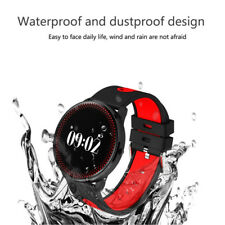 Bluetooth Smart Watch Sport Bracelet Pedometer Heart Rate monitor for Cellphone
