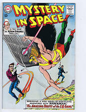 Mystery in Space #87 DC Pub 1963