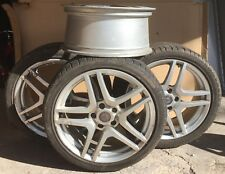 Mercedes 17 Inch Alloy Wheels with 3 tyres