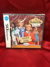Suite Life of Zack & Cody: Circle of Spies (Nintendo DS, 2007) BRAND NEW L@@K