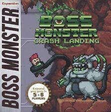 Boss Monster - Crash Landing (5-6 player expansion) (New)