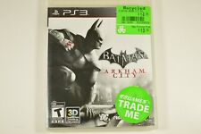 Batman: Arkham City game for Sony Playstation 3 PS3