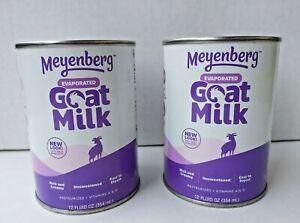 Meyenberg~ Evaporated Goat Milk~ 12oz cans~ BB 3/2025