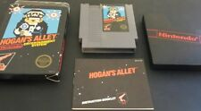 Hogan's Alley - Nintendo NES. COMPLETE, CIB. AUTHENTIC, Collector's Must See!