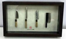 NEW Miniature Kitchen Knife Set for Japanese & Chinese Food  Made In Japan