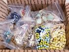 10 LB Vintage and Modern Mixed Junk Jewelry Necklace Lot