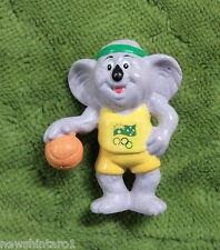 #D274. 1992 Willy Koala Basketball Olympic Plastic Figure