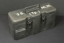* STENCIL SET * FOR WW2 WWII GERMAN METAL  BOX CASE CONTAINER 3 S.Mi.35 S MINE