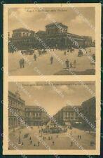 Napoli Città Stazione cartolina XB5291