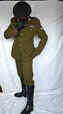 British Army Royal No.2 Dress Uniform - SUPERB CONDITION. BLUF FETISH FILM