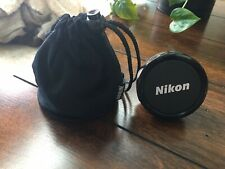 Nikon Tele Converter TC-E2 2X LC-ER1 Converter With Caps and Case