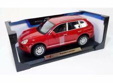 2006 Porsche Cayenne Turbo, red, Maisto 1/18 (dc18)
