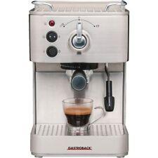 Gastroback Design Espresso Plus Edelstahl Espresso-Maschine Siebträger
