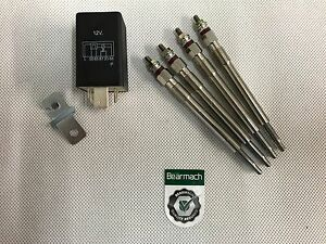 Bearmach Land Rover Defender & Discovery 300TDI Glow Plugs & Heater Timer