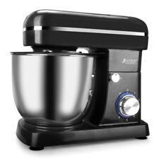 5L 1500W 6-speed Kitchen Mixer Cream Egg Whisk Blender Cake Bread Maker Black