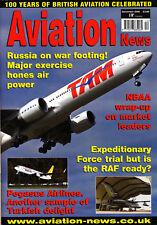 AVIATION NEWS 70/12 DEC 2008 NBAA,Pegasus,Soviet Air Power WW2,Chalk Ocean