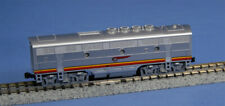 N Kato 176-1111  EMD  F3-B   AT&SF Santa Fe   Warbonnet    DCC Ready