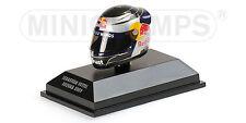 Minichamps Arai Helm Helmet Sebastian Vettel Suzuka GP 2009, 1:8 Formel 1