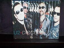 U2 DISCOTHEQUE - DIGIPAK CD SINGLE