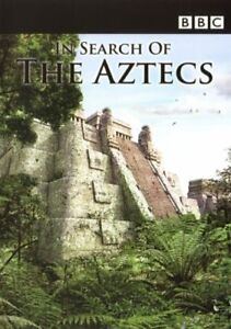 In Search of the Aztecs BBC Serie   BBC Serie new dvd
