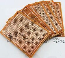 10PC/lot  5 x 7cm DIY Prototype Paper Circuit BREADBOARD Universal PCB Board