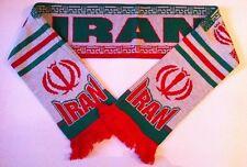 Iran Football Scarf NEW made with luxury Acrylic Yarns