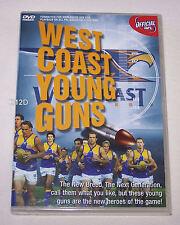 West Coast Eagles AFL Team Young Guns DVD New
