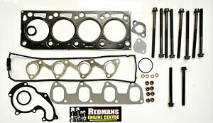 head gasket set/head bolts fits connect/smax lynx Ford Mondeo 1.8 TDCI Duratorq