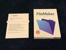 FileMaker Pro 16 License Key Card for Mac & Windows, Full Version, Free Shipping