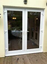 UPVC French Doors BRAND NEW made to measure