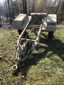 Trailer, Military/Agriculture M103-A3