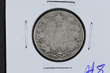 1918 25 Cents Canada - Silver Coin