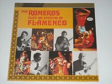 THE ROMEROS Play An Evening Of Flamenco LP Dutch Press EX++