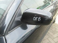 el. Außenspiegel links Audi A3 8L BRILLIANTSCHWARZ LY9B Spiegel schwarz